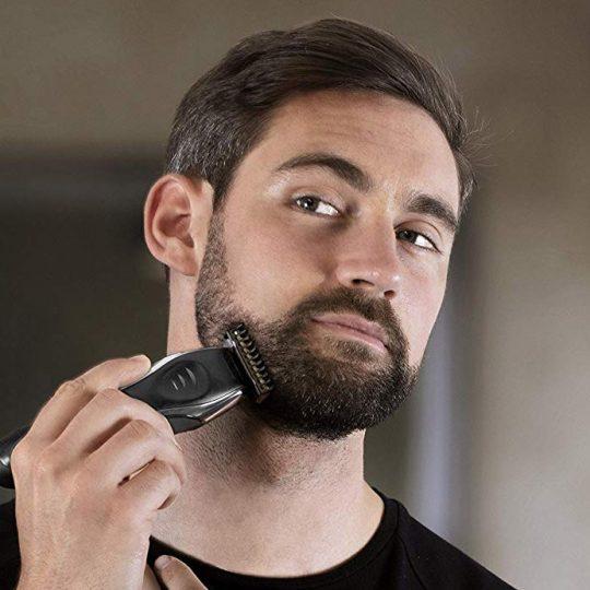 comment tailler sa barbe avec une tondeuse